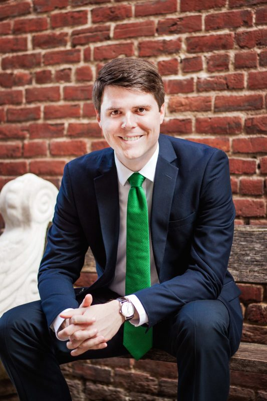 Daniel Crupi is selected as the Asheville Symphony's next Executive Director